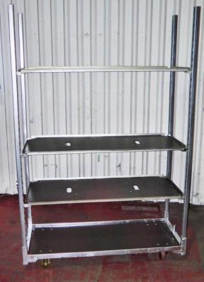 Euro Cart -22x53 - 3 Shelves plus posts: $148.50 set